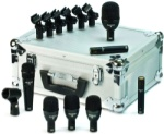 Audix FP7 Fusion series drum mic kit, 7 piece with overheads