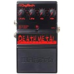 DigiTech Death Metal Distortion Pedal