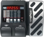 DigiTech RP255 Guitar Multi-Effects Pedal