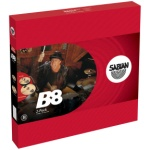 Sabian B8 Two Pack Cymbal Set with Free Crash - 45002-14