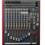 Allen and Heath ZED-12FX 12-Channel Mixer with USB Interface