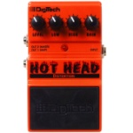 DigiTech Hot Head Distortion Pedal  DHH