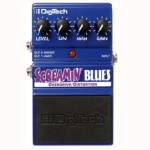 DigiTech Screamin Blues Overdrive and Distortion Pedal  DSB