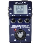 Zoom MS100BT Multistomp Pedal w/ Bluetooth Multi FX Pedal
