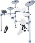 Kat KT2 Electronic Drum Kit, No pedal