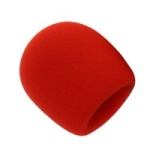 ADAM WSRE Microphone Windscreen Red