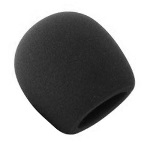 ADAM WSBK Microphone Windscreen, Black
