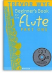 Beginners Book For Flute Part 1 - Wye