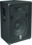 Yamaha Speaker Enclosure 2-Way  Full-Range BR15