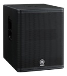 Yamaha DXS 15 950-Watt Powered Subwoofer