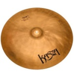 "Kasza R18CMT 18"" Rock Series Medium Thin Crash Cymbal"