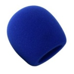 ADAM WSBL Microphone Windscreen Blue