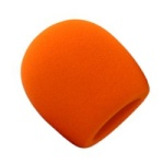 ADAM WSOR Microphone Windscreen Orange