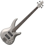 Yamaha TRBX304 4-String Electric Bass Pewter