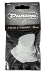 Picks - Dunlop 44P.60 Nylon Standard Picks, 12 Pack