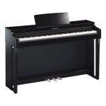 CLP625B Clavinova console digital piano with bench