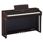 CLP625R Clavinova console digital piano with bench