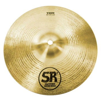 rieman music inc sabian sr2 10 thin splash cymbal. Black Bedroom Furniture Sets. Home Design Ideas